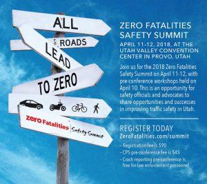 Zero Fatalities Safety Summit April 11-12, 2018