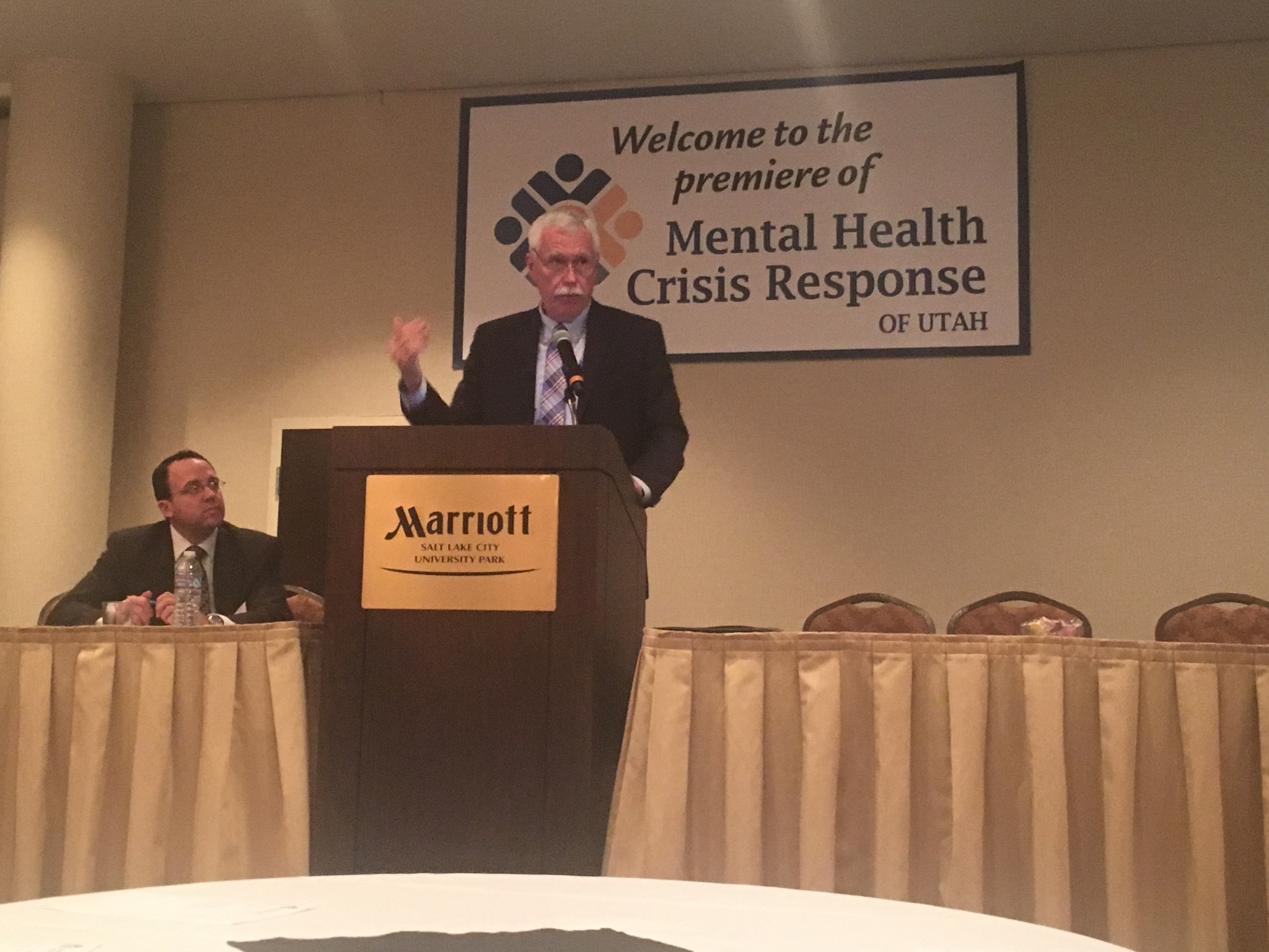 Technology Management Image: DPS Officials Participate In Mental Health Crisis